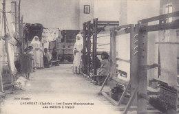 Laghouat - Les Soeurs Missionnaires - Les Métiers à Tisser (animée) - Laghouat