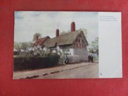 Raphael Tuck. Series 774 Ann Hathaways Cottage Stratford On Avon   Ref 1423 - Tuck, Raphael