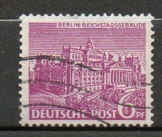 ALLEMAGNE (Berlin) Monument 6p Lilas 1949 N°31 - [5] Berlin