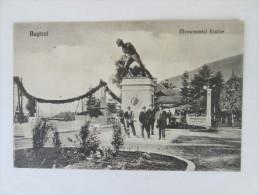 Busteni ,Monumentul Eroilor - Roemenië