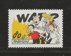 "NEDERLAND, 1997, MNH Stamps, Comics ""Suske And Wiske"",  Nr(s). MI 1611, #5786 - Period 1980-... (Beatrix)"