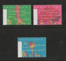 NEDERLAND, 1997, MNH Stamps, Summer Issue,  Nr(s). MI 1613-1615, #5788 - Period 1980-... (Beatrix)