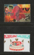 NEDERLAND, 1997, MNH Stamps, Greetings, Cake,  Nr(s). MI 1616-1617 #5789 - Period 1980-... (Beatrix)