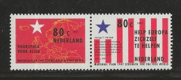 NEDERLAND, 1997, MNH Stamps, Combined Issue,  Nr(s). MI 1620-1621 #5797 - Period 1980-... (Beatrix)