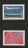 NEDERLAND, 1997, MNH Stamps, Youth Trends,  Nr(s). MI 1629-1630 #5801 - Period 1980-... (Beatrix)