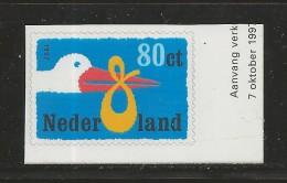 NEDERLAND, 1997, MNH Stamps, Greetings, Birth,  Nr(s). MI 1631 #5802 - Period 1980-... (Beatrix)