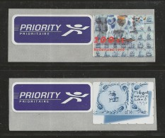 NEDERLAND, 1998, MNH Stamps, Delft Ceramics (priority),  Nr(s). MI 1642-1643 #5806 - Period 1980-... (Beatrix)