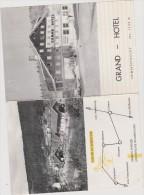 Vieux  Papiers : Vosges :proche  GERARDMER:  Col  De  La  SCHLUCHT - Old Paper