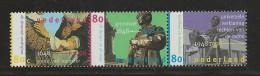 NEDERLAND, 1998, MNH Stamps, Birthday's VIP's,  Nr(s). MI 1649-1651 #5807 - Period 1980-... (Beatrix)
