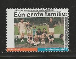 NEDERLAND, 1998, MNH Stamps, Hocky,  Nr(s). MI 1658, #5815 - Period 1980-... (Beatrix)