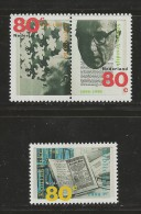 NEDERLAND, 1998, MNH Stamps, Combined  Issue,  Nr(s). MI 1665-1667, #5822 - Period 1980-... (Beatrix)