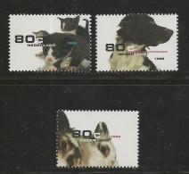NEDERLAND, 1998, MNH Stamps, Home Animals,  Nr(s). MI 1675-1677, #5824 - Period 1980-... (Beatrix)