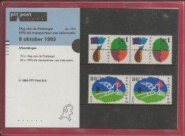 NEDERLAND, 1993, MNH Stamp(s), Day Of The Stamps,  Nr(s). MAP 114, F2360 - Period 1980-... (Beatrix)