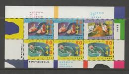 NEDERLAND, 1996, MNH Stamp(s) Block, Summer Issue,  Nr(s). Bl 48, #5869 - Period 1980-... (Beatrix)