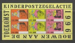NEDERLAND, 1996, MNH Stamp(s) Block, Child Welfare Nr(s). Bl 50, #5846 - Period 1980-... (Beatrix)