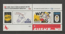 "NEDERLAND, 1997, MNH Stamp(s) Block, Comics, ""Suske & Wiske, Nr(s). Bl 52, #5852 - Period 1980-... (Beatrix)"