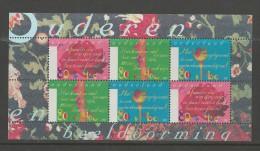 NEDERLAND, 1997, MNH Stamp(s) Block, Summer Issue, Nr(s). Bl 53, #5871 - Period 1980-... (Beatrix)