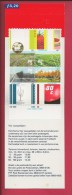 NEDERLAND, 1998, MNH Stamp(s) Booklet, 4 Seasons, Nr(s). PB50, F2357 - Period 1980-... (Beatrix)