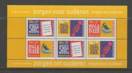 NEDERLAND, 1998, MNH Stamp(s) Block, Summer Issue,  Blocknr(s). 55, #5836 - Period 1980-... (Beatrix)
