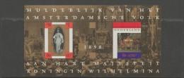 NEDERLAND, 1998, MNH Stamp(s) Block, Queen Wilhelmina,  Blocknr(s). 56, #5839 - Period 1980-... (Beatrix)