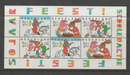 NEDERLAND, 1998, MNH Stamp(s) Block, Child Welfare,  Blocknr(s). 58, #5872 - Period 1980-... (Beatrix)