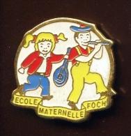 """14  FALAISE """"  Ecole Maternelle Maréchal Foch   """"   Vt Pg16 - Städte"""