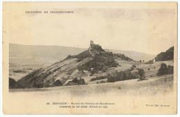 Besançon     Carte Dos Simple - Besancon