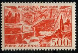 France PA (1949) N 27 * (charniere) - Poste Aérienne
