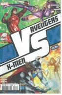 AVENGERS VS X-MEN EXTRA: VS  N° 3  -   MARVEL FRANCE  2013 - Marvel France