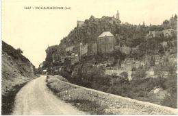 46/CPA - Rocamadour - Rocamadour