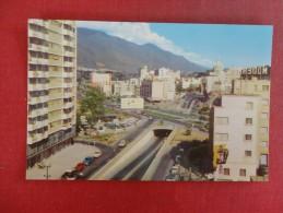 Venezuela Caracas    Empalme De Av. Victoria Con Avref 1424 - Venezuela