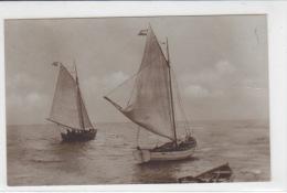 Zwei Segelboote Vor Juist? - 1929 - Voiliers