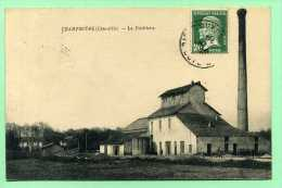 21 CHAMDOTRE - La Distillerie - Autres Communes