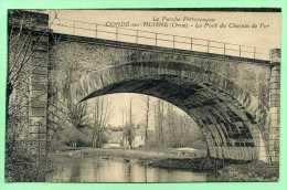 61 CONDE-sur-HUISNE - Le Pont Du Chemin De Fer - Frankrijk