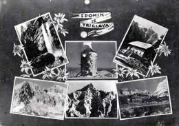 SPOMIN IZ TRIGLAVA (Jugoslavia) - Gel.1959 - Jugoslawien