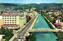 SARAJEVO (Jugoslavia) - Obala, 2 Fach Frankiert - Jugoslawien