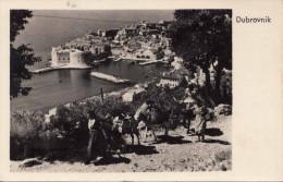 DUBROVNIK (Jugoslavia) - 1954, 2 Fach Frankiert - Jugoslawien