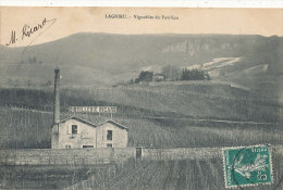 01 // LAGNIEU   Vignobles Du Pavillon    DISTILLERIE RICARD - Autres Communes