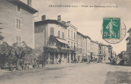 38 // BEAUREPAIRE   Place Des Terreaux    Coté Nord - Beaurepaire