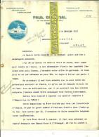 Italie - TURIN - Facture COURTIAL - Représentant - 1911 - REF 31 - Italie