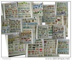 Album BRD Mi.-Nr 1053-1213 O, Nur Sonder- Und Zuschlagsmarken! - Stamps