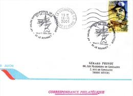 LE BOURGET, 93 : TàD 44e Salon International De L´Aéronautique Et De L´Espace 2001 - Commercial Aviation