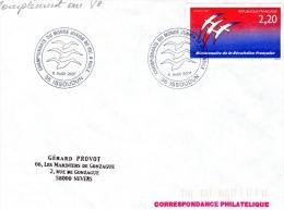 ISSOUDUN, 36 : Championnats Du Monde Junior De Vol à Voile 2001 - Commercial Aviation