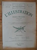 L´illustration  (N° 3722  -  27 Juin 1914)   72° Année - Livres, BD, Revues