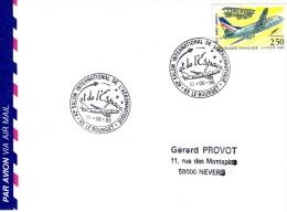 LE BOURGET, 93 : 41e Salon International De L'Aéronautique Et De L'Espace 1995 - Commercial Aviation