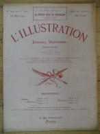 L´illustration  (N° 3709  -  28 Mars 1914)   72° Année - Livres, BD, Revues