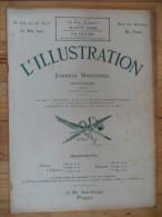 L´illustration  (N° 3718  -  30 Mai 1914)   72° Année - Livres, BD, Revues