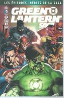GREEN LANTERN SAGA HS  N° 1  -   URBAN COMICS  2012 - Green Lantern