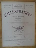 L´illustration  (N° 3703  -  14 Février 1914)   72° Année - Livres, BD, Revues