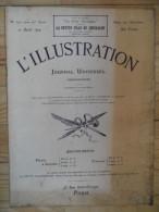 L´illustration  (N° 3711  -  11 Avril 1914)   72° Année - Livres, BD, Revues